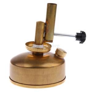 銅製 アルコールランプバーナー ランプ 実験装置 ブラストバーナー 250ML