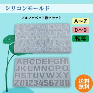Lovoski セット アルファベット番号 形状 シリコーン DIY 金型 樹脂製 ジュエリー用 トレイ 楽しい 可愛い|stk-shop