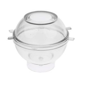 Fityle DIYモールド キャンドル金型 丸球 石鹸/樹脂/粘土金型 ジュエリー作り 球形ケース 全5サイズ選べ - 8cm|stk-shop
