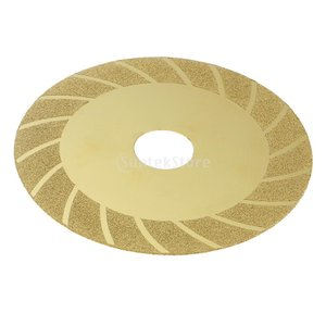 ジュエリー製作 研磨 ダイヤモンドソーブレード 切削ディスク 100ミリメートル|stk-shop