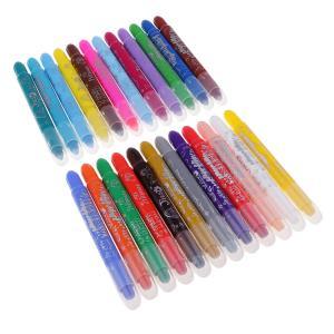 説明: 鮮やかな色のパステルはスムーズに適用され、微妙な色合い、色合いおよび色の混合物のために容易に...