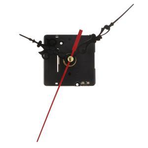 クォーツ式壁時計修理ブラックショートシャフト1.2センチのための1セットの時計ムーブメント