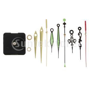 説明: ポインターとのよいDIYの時計供給/付属品/動き。 修理、時計の壊れた部品の交換、または自分...