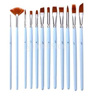 筆 ブラシ 絵画 画材 絵の具 油絵筆 水彩筆 塗装 ペイントブラシ