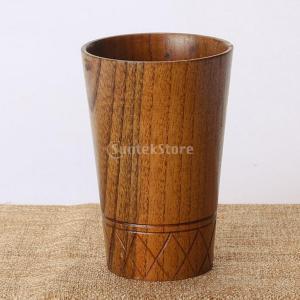 説明: このマグは高品質の木で手作りされています冷たいお飲み物と暖かいお飲み物の両方にご利用いただけ...