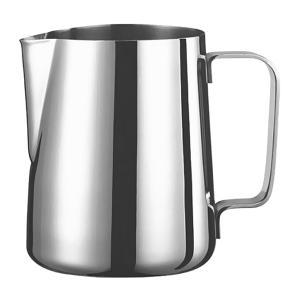 SunniMix 全3サイズ ステンレス コーヒーカップ 大容量 ラテピッチャー ミルクジャグ 泡立て器 - 1000ml|stk-shop