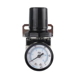 エアコンプレッサー用 フィルター レギュレーター 圧力計 制御 多モデル選択 圧力ゲージ 高品質 - AR4000-04