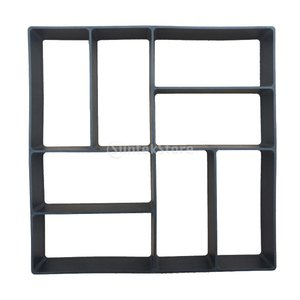 説明: あなたが使用するDIYプラスチック成形舗装金型は簡単です頑丈な構造とはるかに優れた品質それは...