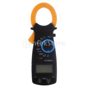 説明:高精度デジタルマルチメータのAC / DC電流計電圧計オームポータブルメーター。 オートパワー...