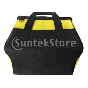 工具バッグ 小型 道具袋 工具収納 耐久性 小さい 携帯便利 12インチ