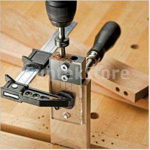 プラスチック木工オープニングロケータードリルガイドノック穴ロケーター