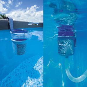 プール表面スキマー水泳プール浮選クリーナー吸収破片プールフィルターシステム|stk-shop