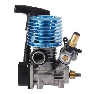 Fenteer 合金アルミニウム RCカー モーター エンジンパワーシステム 1/16 1/12 RCカー DIYパーツ Kyosho Hsp Hpi HongNor Hobao適用