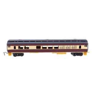 説明:  1:87スケールシミュレーション列車模型幼児玩具電車列車貨物自動車鉄道車両列車キャリッジコ...