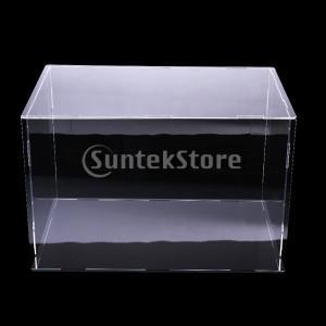 アクションフィギュア 展示ケース ショーボックス 人形モデル ディスプレイ 全3サイズ - 18x1...