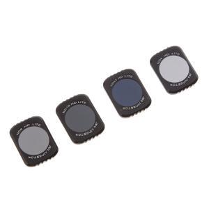 OSMOポケットRCドローンアクセサリー用4倍マルチコートカメラフィルターNDレンズ