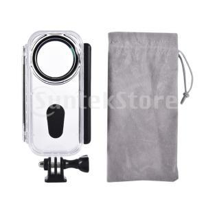Insta360 One Xカメラ用防水ハウジングシェル保護ケース