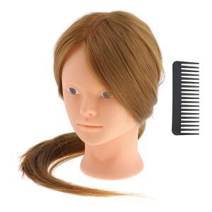 説明:スタイリスト初心者のための美容整形をやるのは良い選択ですが、かつらは柔らかく、人間の髪の毛のよ...