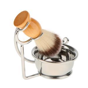 説明: それはシェービングクリーム、石鹸、またはブラシを保管するのに完全に使用される、シェービングの...
