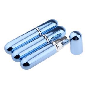 説明:  3個/パックの絶妙な詰め替え式香水スプレーボトルはあなたの香りを持続させます。  5mLの...