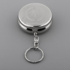 シガレットホルダー02とポータブルミニトラベルポケット財布灰皿キーホルダー