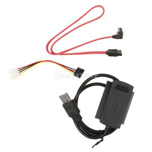 2.5 / 3.5 / 5.25ハードドライブのUSB2.0アダプタ変換ケーブルにSATA IDEドライブ|stk-shop