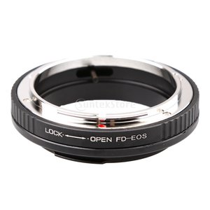 Canon FD レンズ ー EOS レンズアダプタリング