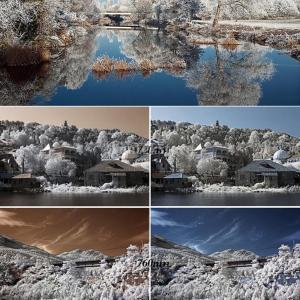 説明:  DSLR / SLRカメラのフィルタスレッドに適していますアプリケーション:自然、風光、犯...