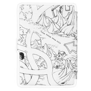 説明:  Amazon Kindleの紙のために独占的に設計された6インチホワイト。 耐久性のある合...
