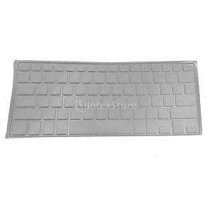説明: あなたのdellノートパソコンのキーボードに最適なプロテクター耐久性、洗濯可能、簡単に適用し...