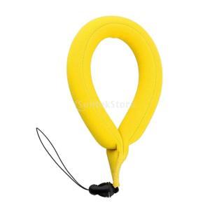 フローティング リストストラップ 水中 落下防止 携帯電話/カメラ/キーなど GoPro対応|stk-shop