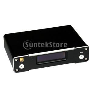 ES9038Q2Mファイバ同軸USB入力オールインワンでデコードするOLEDスクリーンHiFi DAC|stk-shop