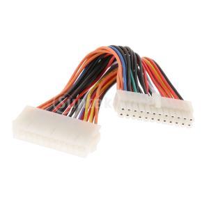 コンピュータ24ピンマザーボードATX電源延長ケーブル男性 - 女性|stk-shop