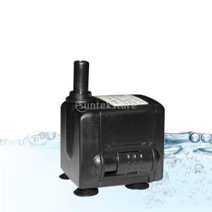 高品質 6W 水中ウォーター ポンプ 水族館 池噴水 耐久性 耐腐食性