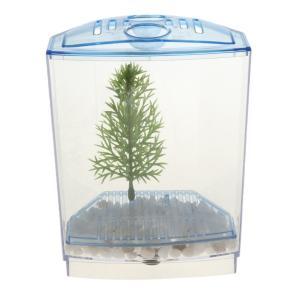 説明:軽量で魚に害はありません。 あなたの魚を健康に保つために週に一度水を交換してください。 リビン...