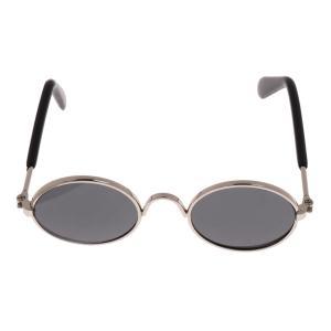 説明:軽量で耐久性の高いACレンズとメタルフレーム製。 目の保護、日光の傷からあなたの犬の目を保つ。...