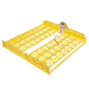 家禽 鶏 孵卵機 48卵 デジタル 自動 卵インキュベーター 孵化器  110V