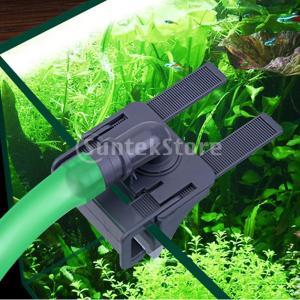 説明:タンクの清掃と水の交換作業を容易にする。 最大厚さ52mm / 2.04inchの調整可能なク...