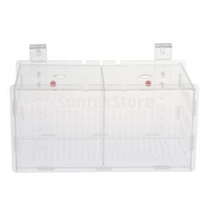 説明:新鮮な魚を保護するために隔離室から魚を防ぐために設計されたユニークな透明プラスチックカバー。魚...