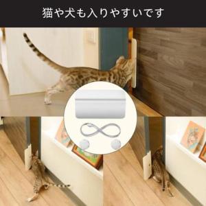 ペットドアトレーニングペットオープンドア掘削せず自分で大中小犬猫のための簡単なインストール stk-shop