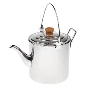 ステンレス鋼 2000ml コーヒーポット 湯沸し 水/紅茶 やかん 調理ケトル