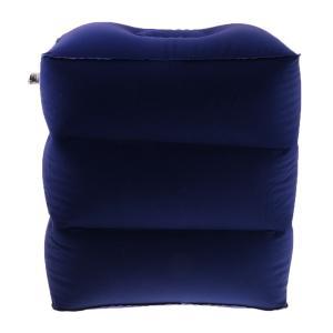 説明: 膨張式の足置き用枕は、足と脚が飛行機に乗るのを助けます快適で柔らかく、脚を上げて疲れを防ぐま...