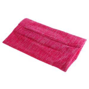 ポリエステル アームバンドホルダー 携帯電話保護バッグ ハンドバッグ ジョギング ウォーキング用 全4色 - ピンク, XL stk-shop