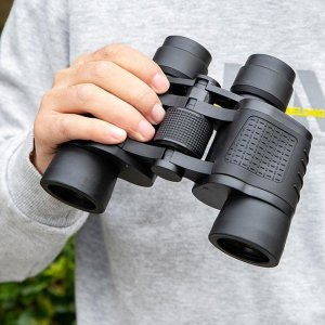 大人のための80x80双眼鏡コンパクト.hdプロ/防水双眼鏡微光ナイトビジョン|stk-shop