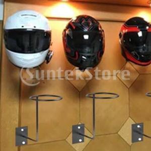 説明: ヘルメットラックは、ヘルメット収納スペースだけではありません。しかしまたあなたの衣服を維持し...