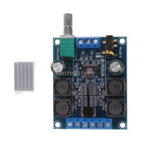 説明: オンボードTPA3116D2クラスDデュアル・チャネル・オーディオ・アンプ・チップ 3.5m...