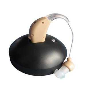 集音器 充電式 耳かけタイプ 充電式集音器 耳穴集音器 片耳用 音量調節 超軽量 補聴器 小型 ノイズ抑え 年寄り 初心者用 介護 父の日 母の日|stk-shop