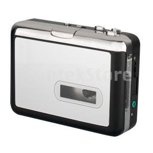 MP3コンバーターオーディオレコーダーへのカセットテープによるTFカードへの音楽のキャプチャ