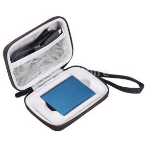 耐衝撃性EVA外付けハードドライブケースHDD SSD用保護収納バッグ