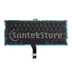 説明: バックライト付きノートパソコンのキーボードのキーボードの交換修理部品。 レイアウト:米国のQ...